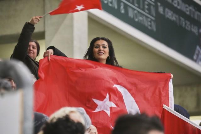 Deutschland vs. Türkei Fraueneishockey-Länderspiel
