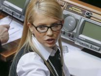 No-confidence vote on Ukrainian government in Kiev parliament