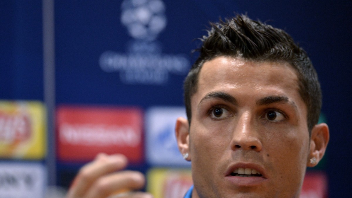 Real Madrid Ronaldo Bricht Genervt Pressekonferenz Ab Sport