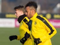 Europa-League: Abschlusstraining Borussia Dortmund
