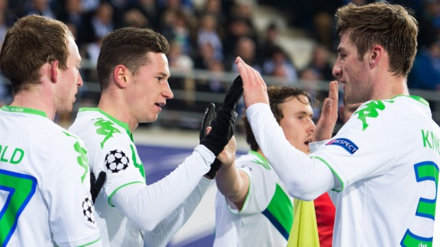 KAA Gent - VfL Wolfsburg