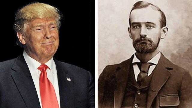 Vorfahren Trump
