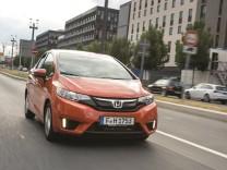 Der neue Honda Jazz.
