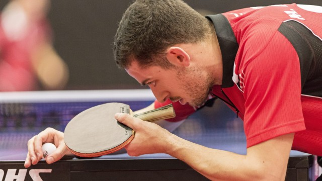 Swiss Table Tennis Open in Lausanne