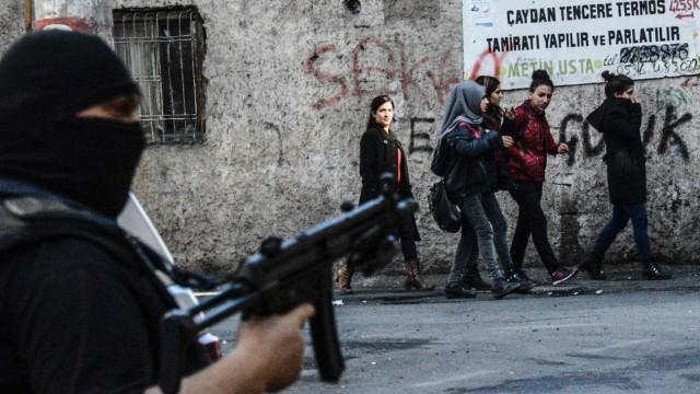 Türkei Nach Terroranschlag in Ankara