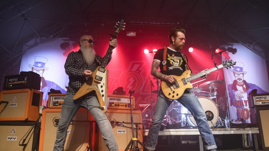 Eagles of Death Metal Konzert