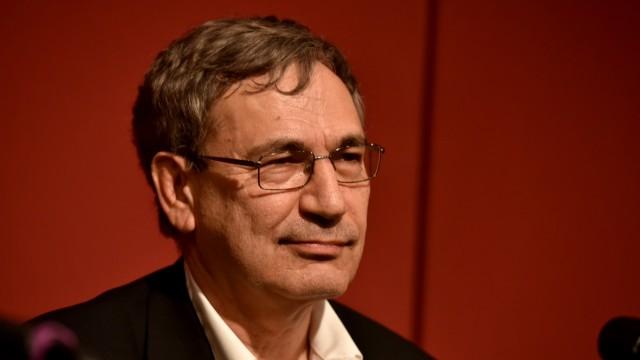 Literatur Orhan Pamuk im Gespräch