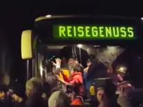 Clausnitz Mob Flüchtlinge in Deutschland jetzt