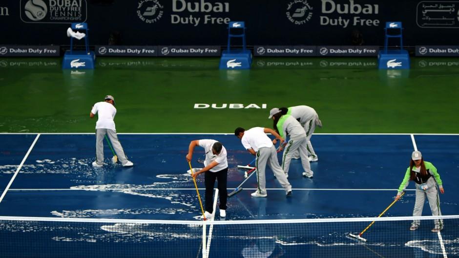 Sport am Wochenende Wettmanipulation im Tennis