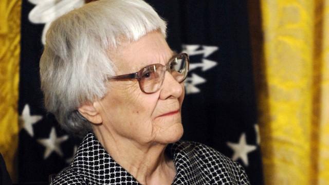 Harper Lee US-Schriftstellerin