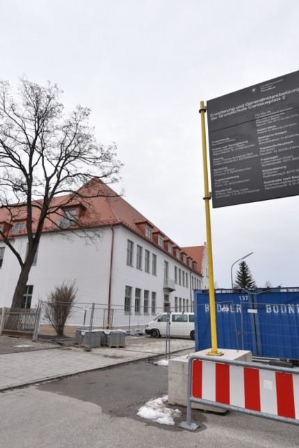 München Stadtteile Neugestaltung