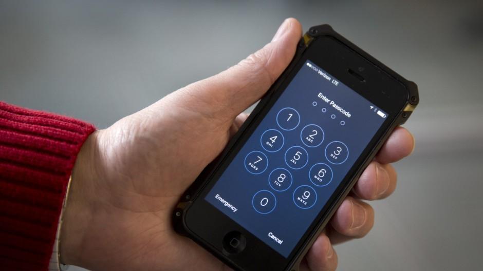 Apple Datenschutz beim iPhone