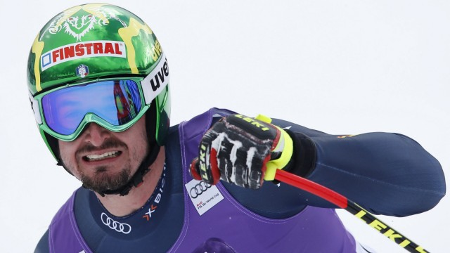 FIS Alpine Skiing World Cup in Chamonix