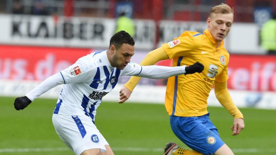 Karlsruher SC - Eintracht Braunschweig