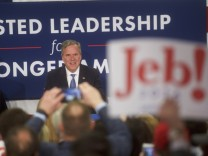 Jeb Bush USA Vorwahlen Donald Trump