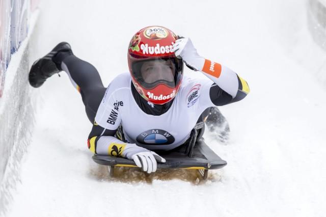 Skeleton World Championships in Igls