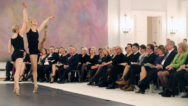 Soiree 'Deutschland tanzt' auf Einladung des Bundespräsidenten