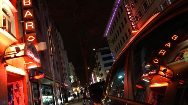 Rotlichtviertel münchen Verbrechen on