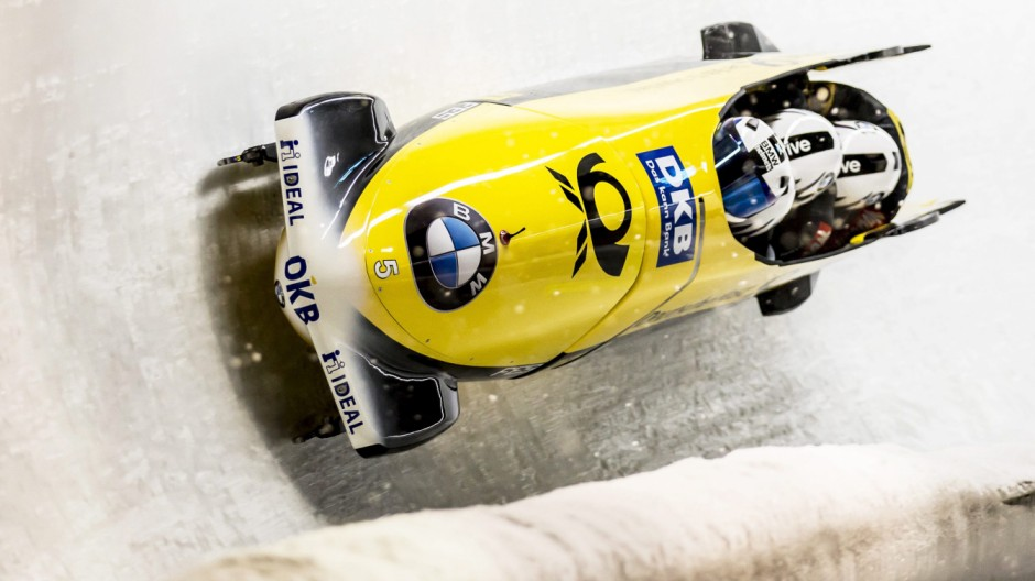 Bobsleigh World Championships in Igls