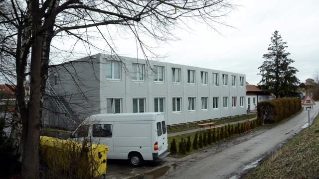 Flüchtlinge in Bayern Oberbayern