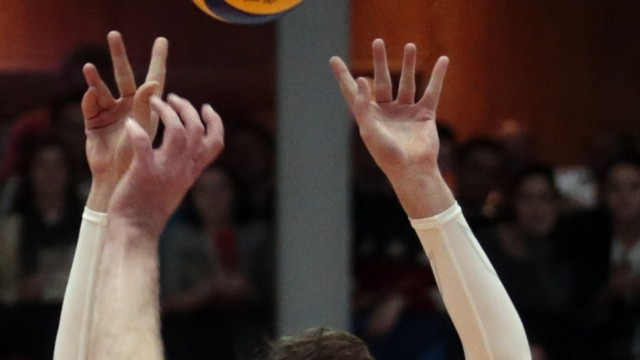 Herrsching: VOLLEYBALL 1. Bundesliga / GCDW v Alba Berlin (Recycling Volleys)