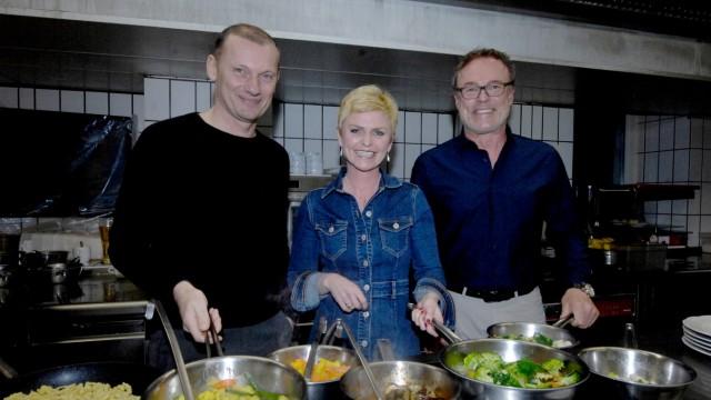 Berg: Bergspektiven Rudi Kull und Alexandra Sachse