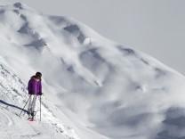 Eröffnung Wintersportsaison Zugspitze