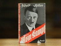 'Mein Kampf' Copyright To Expire By End Of 2015