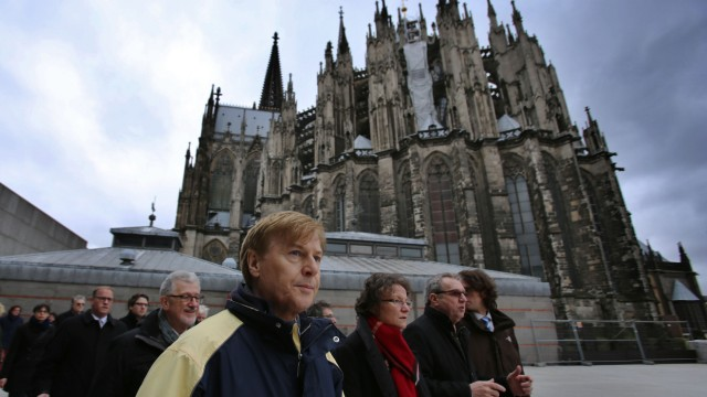 U-Ausschuss  zu Silvester-Übergriffen tagt am Kölner Hauptbahnh
