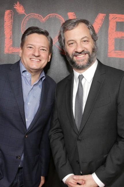TV-Serien Neue Serie von Judd Apatow bei Netflix