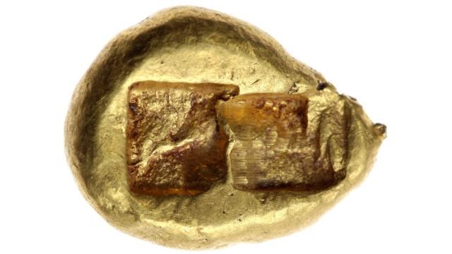 lydische münzen ipad