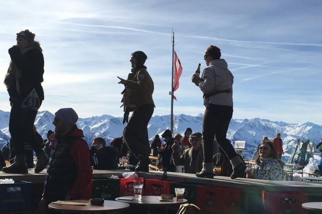 Schnapshans Schmittenhöhe Österreich Zell am See Kaprun