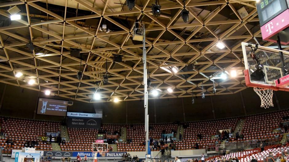 21 02 2016 xfux Basketball Beko Top 4 Spiel um Platz 3 Frankfurt Skyliners Brose Baskets Bambe