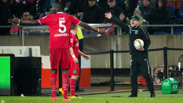 Hannover 96 - FC Augsburg