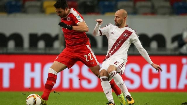 Fortuna Düsseldorf - 1. FC Nürnberg