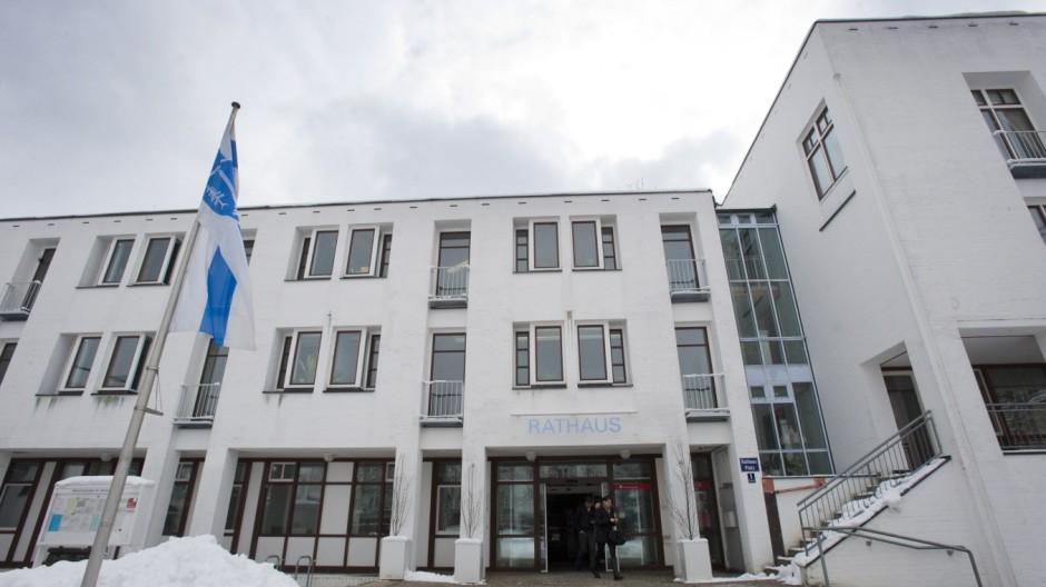 Ottobrunn, Rathaus, Wahl