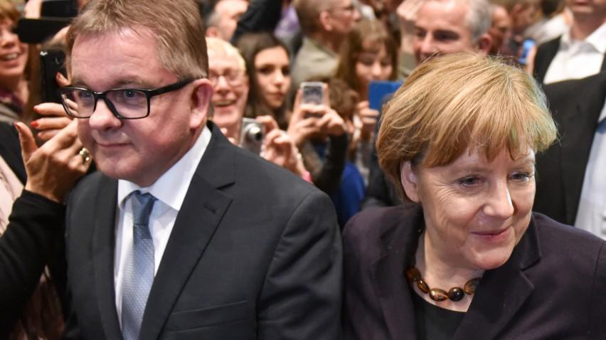 Wahlkampf CDU Baden-Württemberg