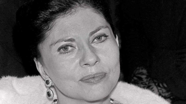 Prinzessin Soraya Esfandiary, 1986