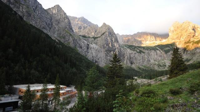 Höllentalangerhütte, 2015