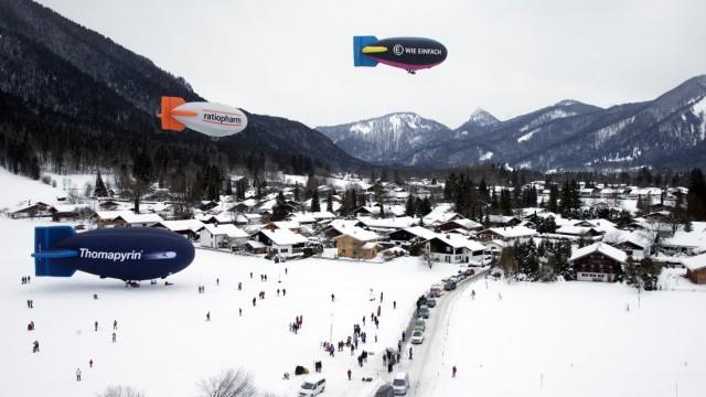 1. Deutsche Meisterschaft der Heißluftschiffe am Tegernsee, 2015