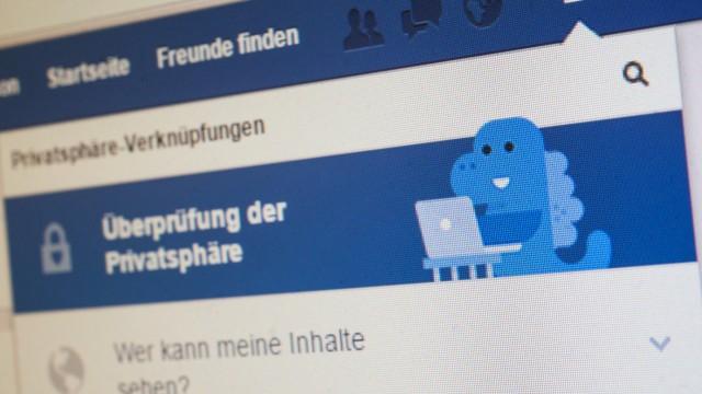 Neue Datenschutzeinstellungen in Facebook nutzen