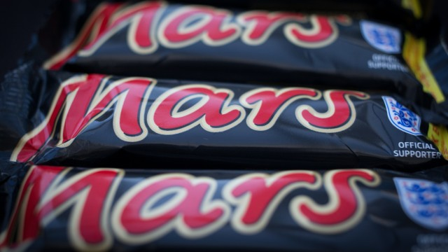 Mars Announces World-Wide Recall Of Chocolate Bars