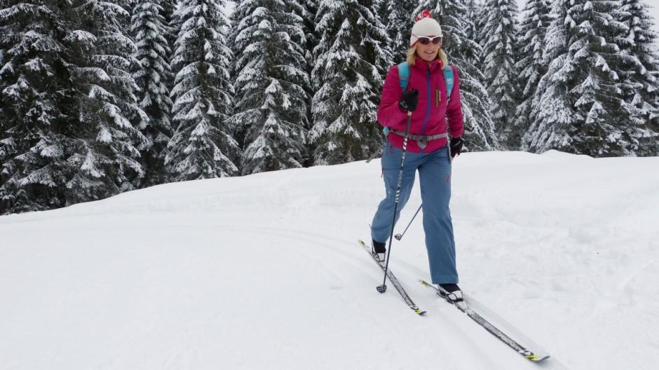 Süddeutsche Zeitung Reise Ein Tag im Schnee (5)