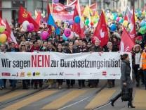 Referendum in der Schweiz