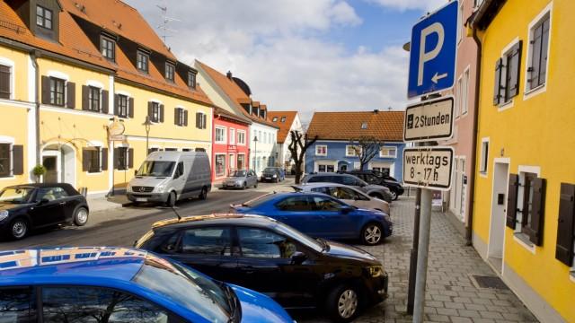 Markt Schwaben - Wer parken will, muss zahlen - Ebersberg ...