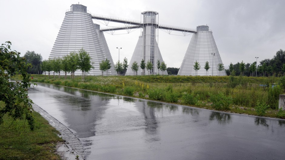 Klärwerk Gut Großlappen, 2010