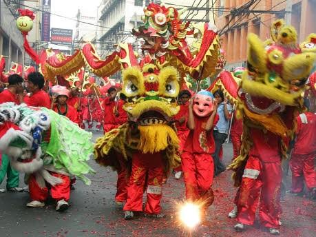 Kalender religiöser Feste - 7. Februar Das chinesische Neujahr ...