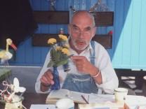 LÖWENZAHN LÖWENZAHN Neues neutrales Motiv PETER LUSTIG der in einem leuchtend blauen Bauwagen lebt
