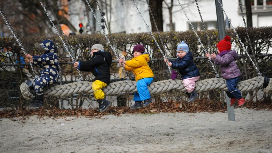 Geburtenrate Geburtenrate in München