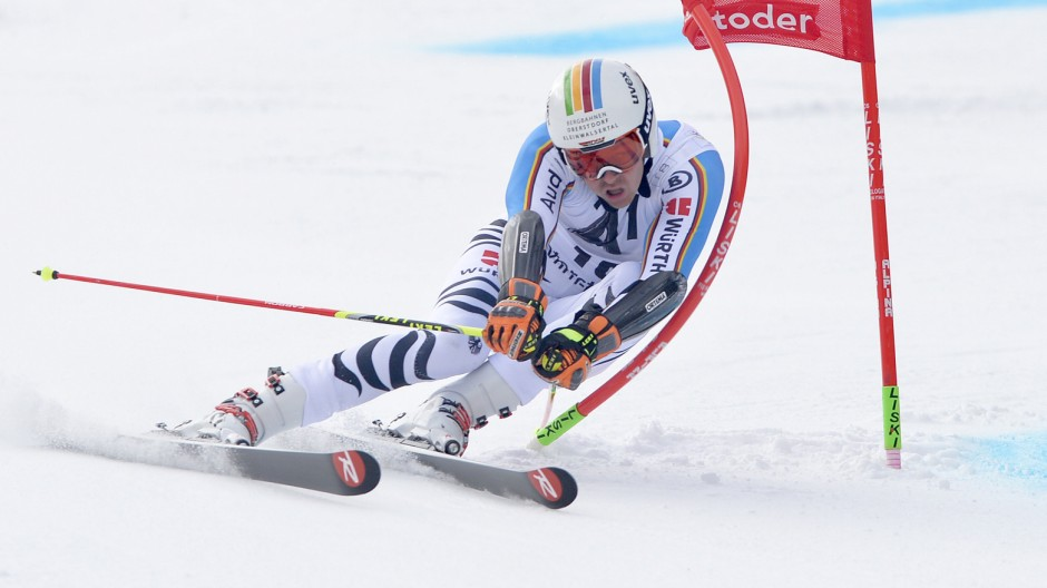 Sporticker Riesenslalom in Hinterstoder